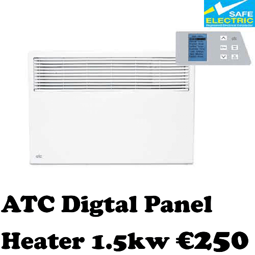 storage heater dublin